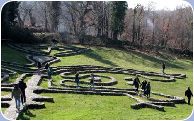 Seggiano seggiano turismo arte storia e cultura - Giardino di daniel spoerri ...
